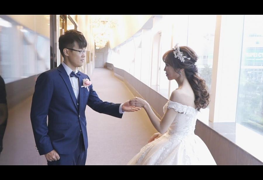 《台北婚禮錄影》牽手此生是我倆甜蜜的約定 / 南港雅悅