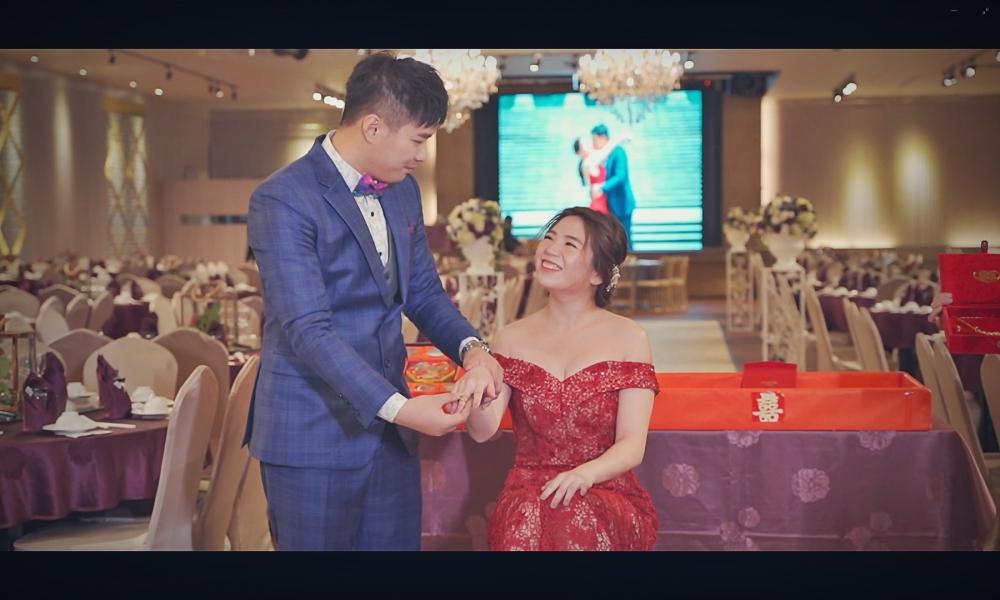 《中壢婚禮錄影》這笑容,就是幸福了 / 桃園Amour阿沐