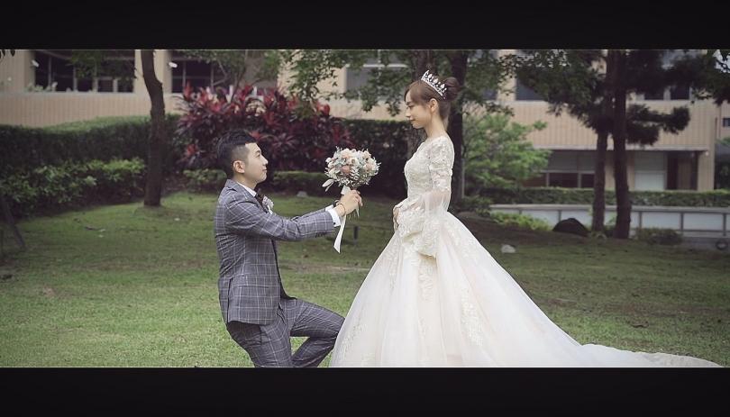 《台北婚禮錄影》我的愛啊~嫁給我吧 / 公館水源會館