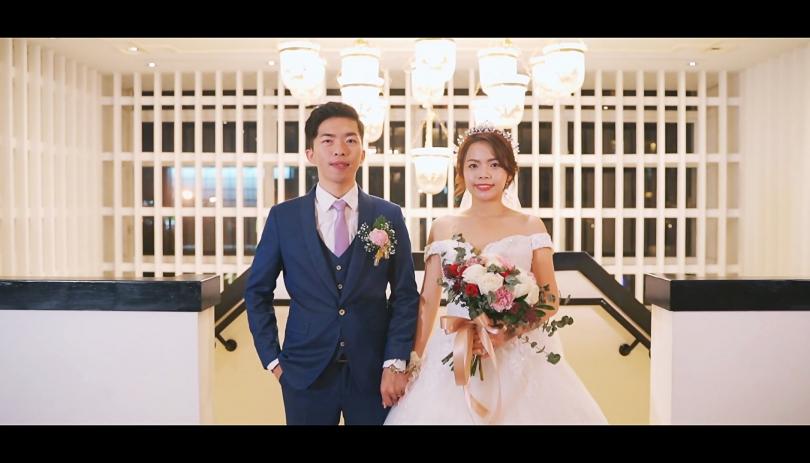 《新竹婚禮錄影》微甜的幸福約定 / 竹北晶宴