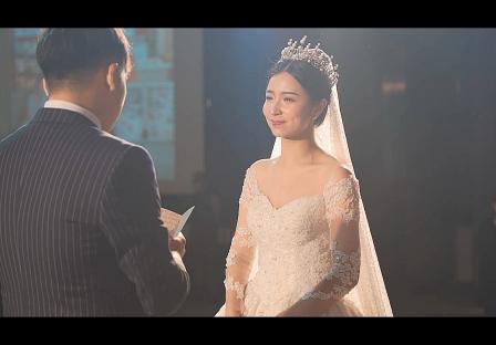 《台北婚禮錄影》淚眼婆娑間耀眼的甜蜜 / 寒舍艾麗