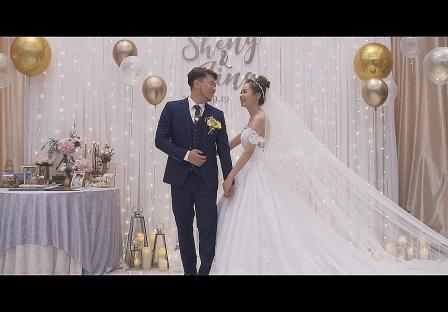 《台北婚禮錄影》我們的愛,就是這樣甜而不膩 / 新莊翰品酒店