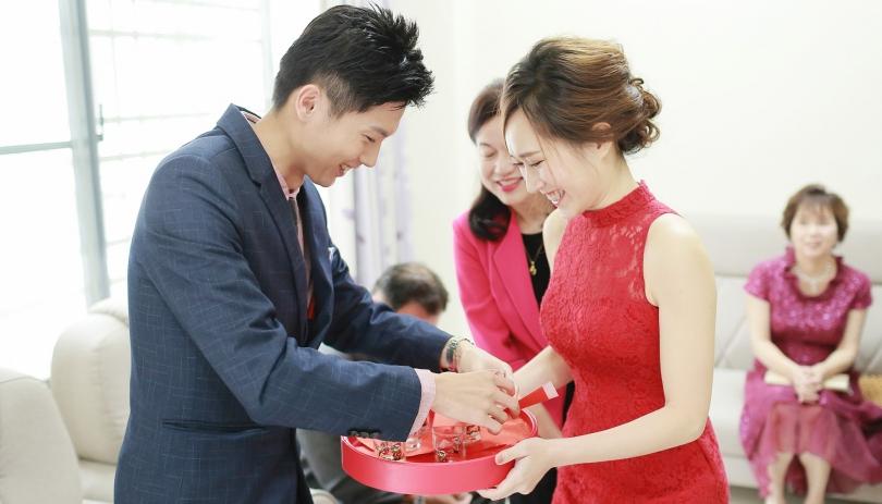 《新竹婚攝》最是不捨的祝福/新竹豐邑喜來登大飯店