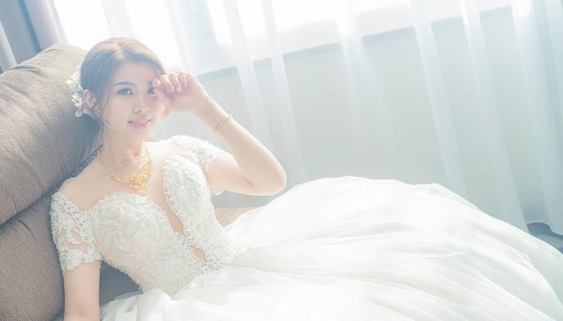 《高雄婚攝》這甜美就是我的幸福模樣/ 福華大飯店