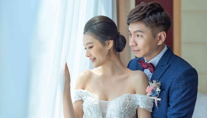 《台中婚攝》讓我在妳耳邊說一輩子的愛 / The Lin Hotel 林酒店