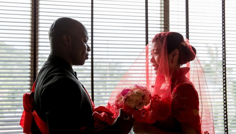 《高雄婚攝》讓愛豐富生命/西子灣沙灘會館