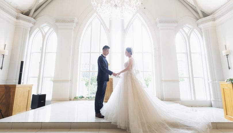 《台北婚攝》以愛為諾 /翡麗詩莊園
