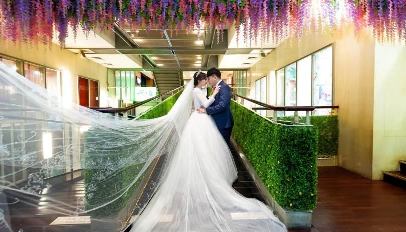 《台北婚攝》愛即是此刻的唯一/彭園三重館