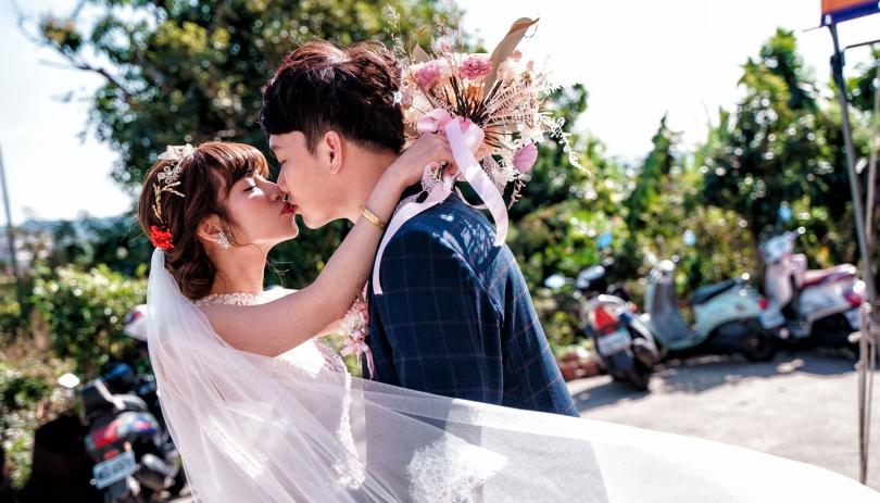 《彰化婚攝》愛的幸福姿態 /昇財麗禧酒店
