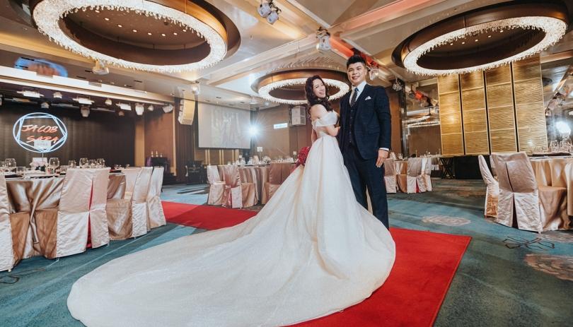 《台北婚禮錄影》平凡中用我倆的愛戀製造浪漫 /台北國賓大飯店