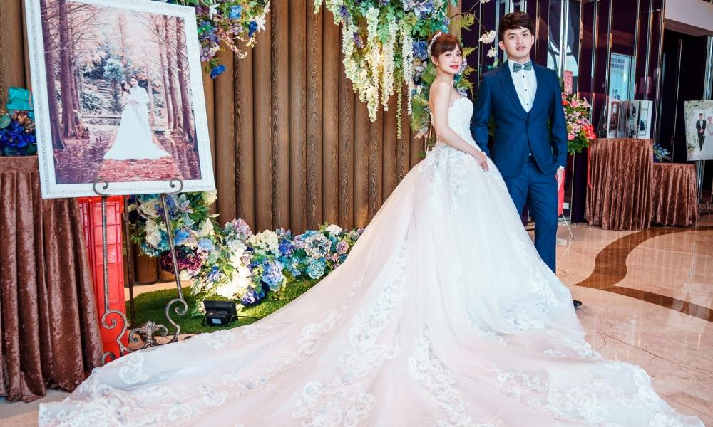 《台北婚攝》有妳,接下來的每一天都是幸福 /新莊典華