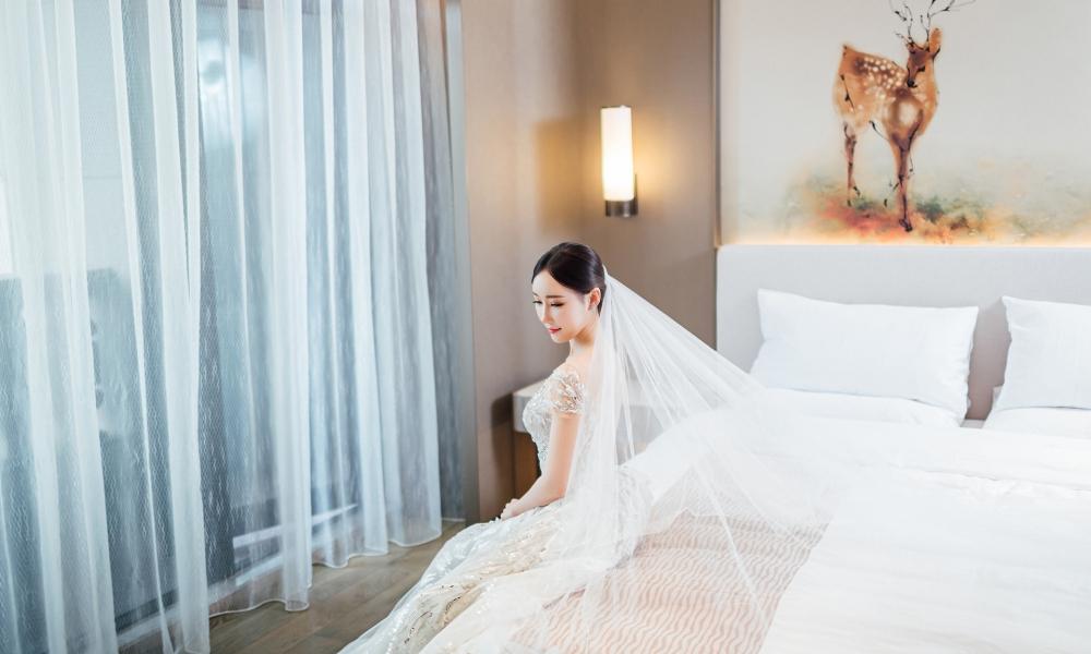 《台北婚攝》愛,極美/台北美福大飯店