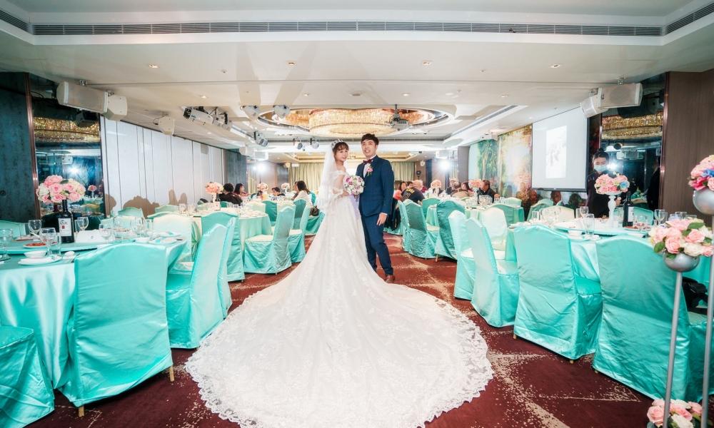 《桃園婚禮錄影》美好的幸福契機/翰品酒店桃園 Chateau de Chine Hotel Taoyuan