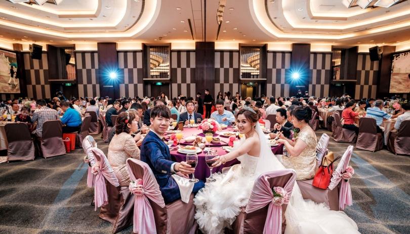 《新竹婚攝》敬~幸福 /新竹國賓大飯店