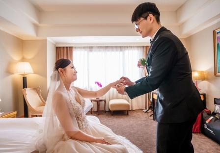 《高雄婚攝》幸福,降臨! /麗尊酒店 The Lees Hotel
