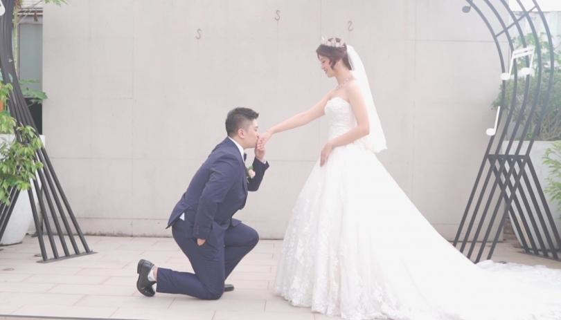 《台北婚禮錄影》我~愛妳/88號樂章 婚宴會館
