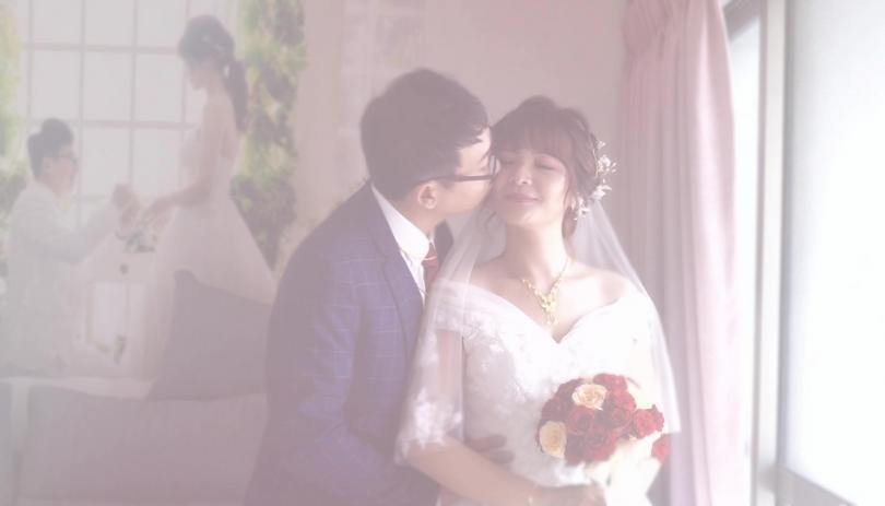 《新北婚禮錄影》幸福氛圍 /彭園三重館