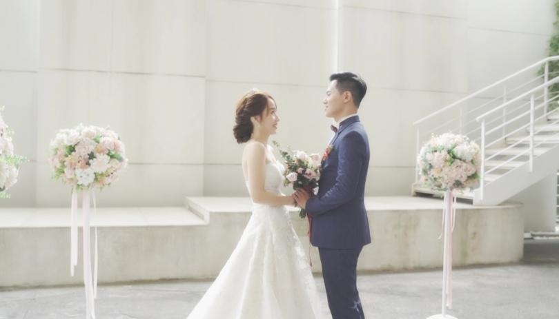 《新北婚禮錄影》愛,由此蔓延 /晶宴會館-新莊館