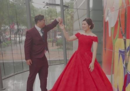 《新北婚禮錄影》與愛共舞/彭園板橋店