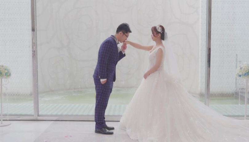《新北婚禮錄影》人來人往中,遇見的摯愛 /新莊典華