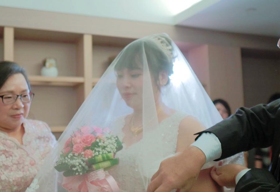 《台北婚禮錄影》在愛守護下的幸福 /台南海鮮會館