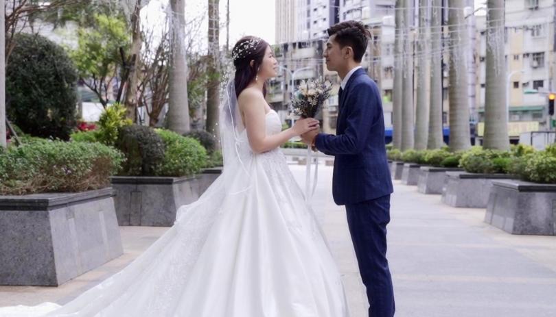 《新北婚禮錄影》用生命的分分秒秒寵愛妳/豪鼎飯店-北新旗艦婚宴會館