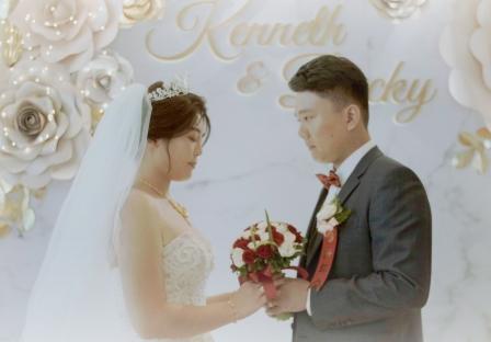 《台北婚禮錄影》彼此應允幸福相隨 /典華幸福機構(大直店)