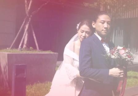 《新北婚禮錄影》將愛擁在懷中的幸福/汐止寬和宴展館