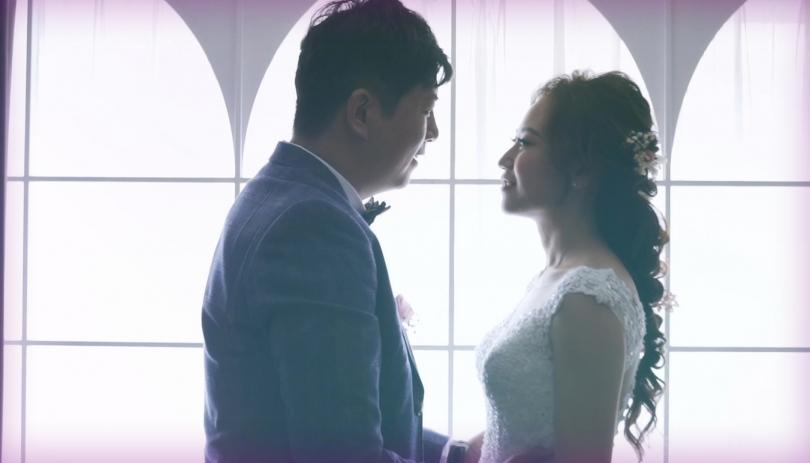 《台北婚禮錄影》凝視幸福/彭園壹品宴