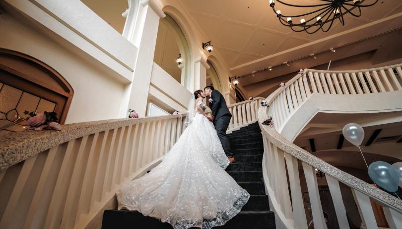 《新北婚攝》讓幸福成為日常/台北園外園 Garden Villa