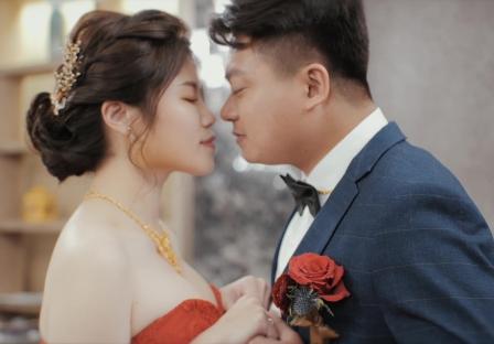 《新北婚禮錄影》純粹幸福的甜美 /新莊典華