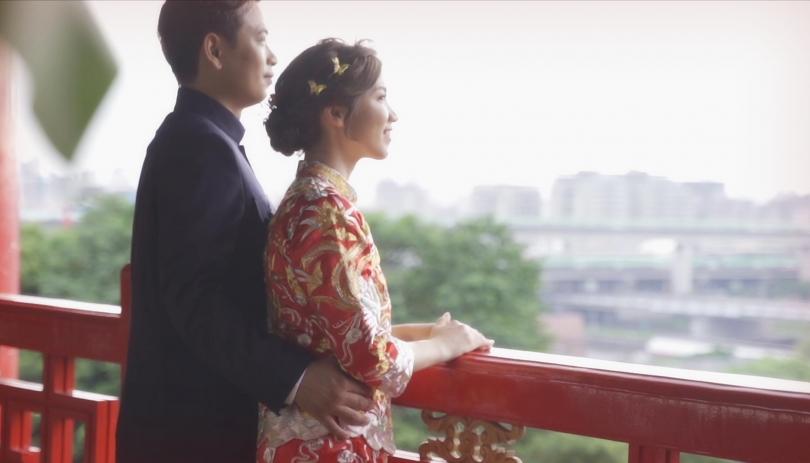 《台北婚禮錄影》戀戀相伴/台北圓山大飯店