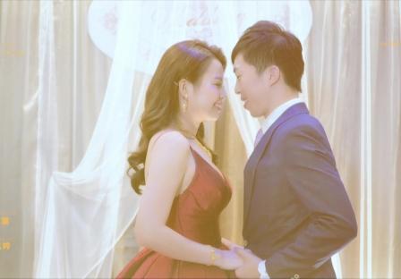 《台南婚禮錄影》幸福契合的甜蜜 /台糖長榮酒店台南