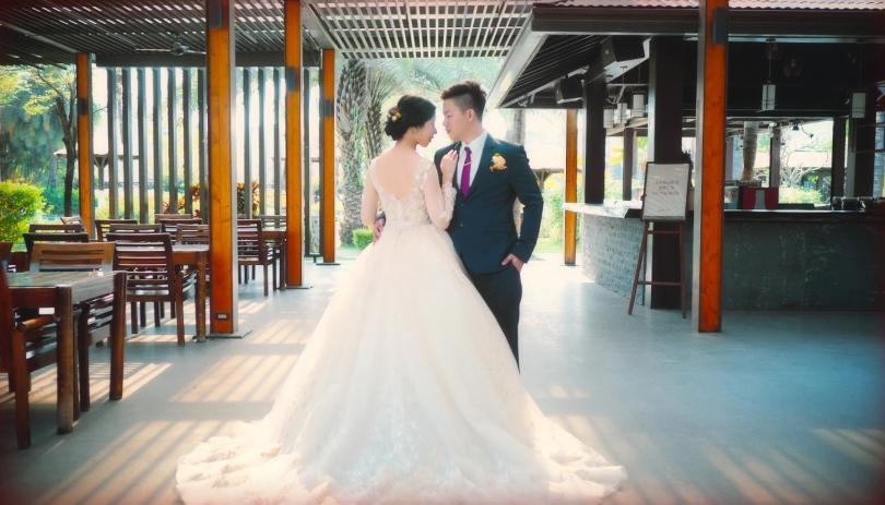 《台南婚禮錄影》幸福舞甜蜜 /台南桂田酒店