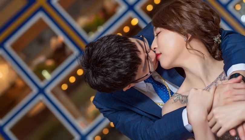 《台北婚攝》 用愛細說幸福的甜 /歐華酒店