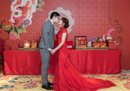 《台北婚禮錄影》因為緣分讓彼此成了唯一的幸福/88號樂章 婚宴會館